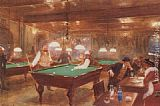The Billiard Parlour