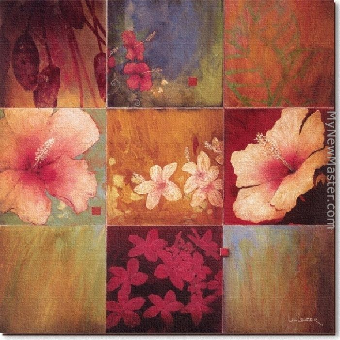 Nine Patch Canvas Art - Set