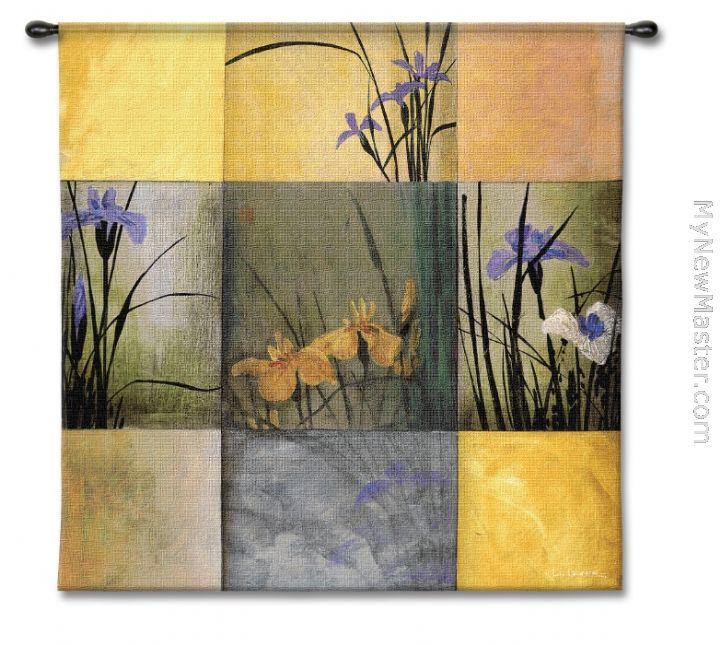 Tapestry_ Iris Nine Patch I (i)