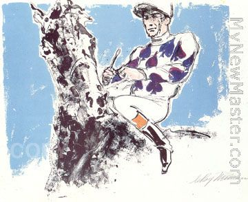 Jockey Suite Spades