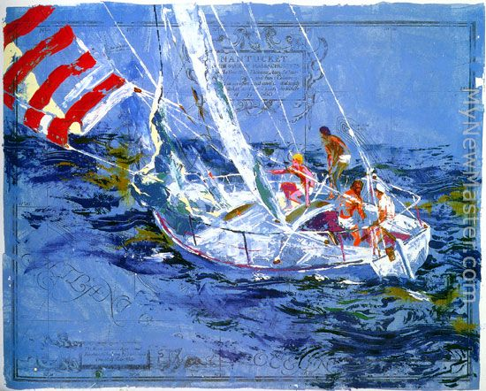 Nantucket Sailing