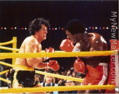 Rocky II vs. Apollo
