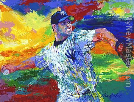 The Rocket Roger Clemens